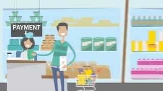 Animated commercial