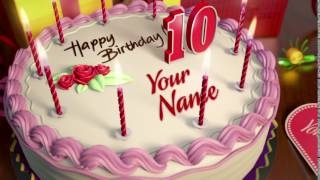 Happy Birthday Intro 1